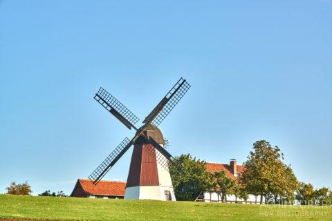 Windmühle im Nördlichen Harzvorland #nhavo by AchimMeurer.com .