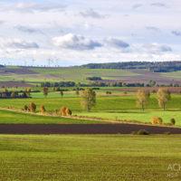 Herbst-Landschaft #nhavo by AchimMeurer.com                     .