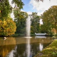 Schloss-Park, Herbst-Landschaft #nhavo by AchimMeurer.com                     .