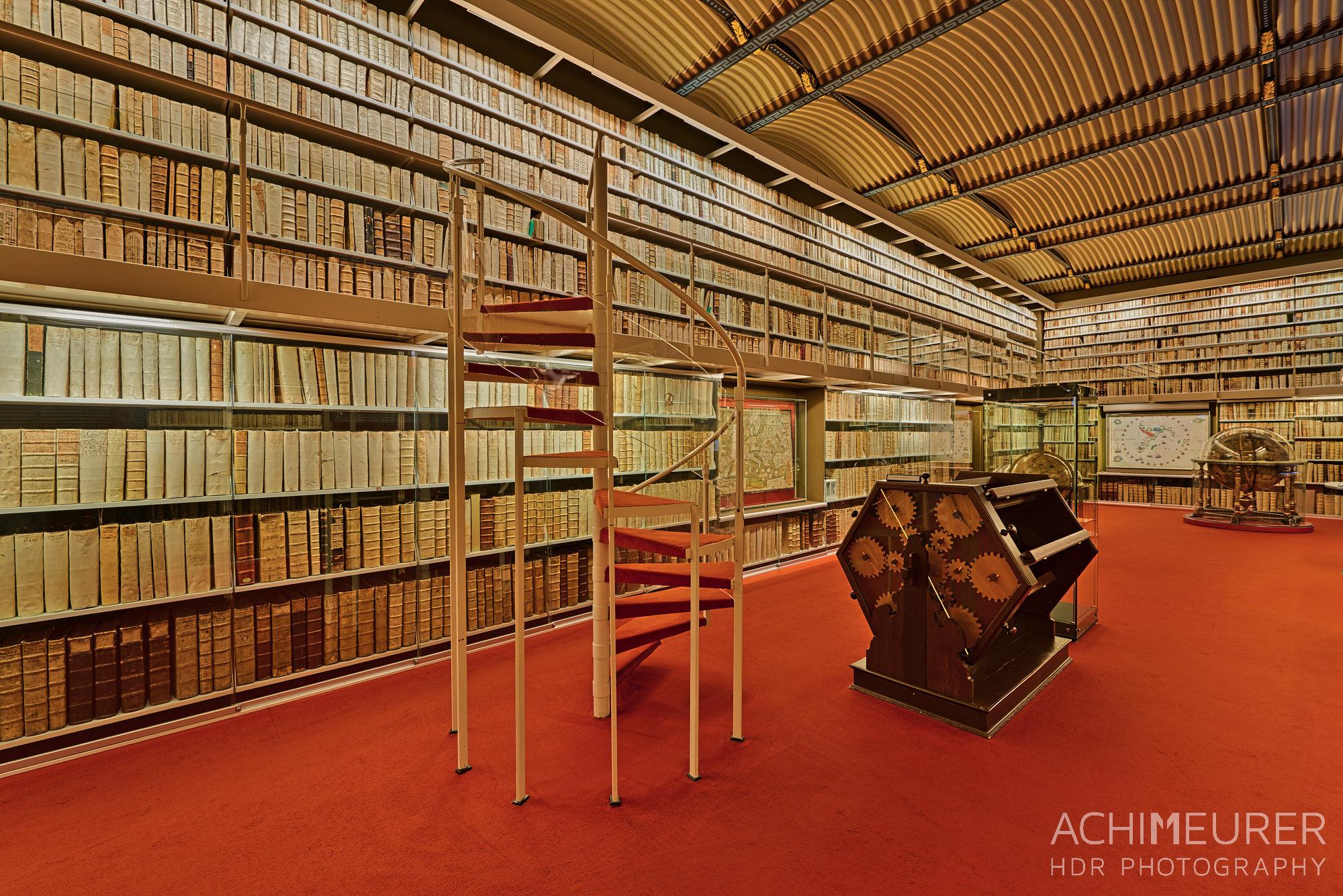 Die Stadtbibliothek in Wolfenbüttel #echtlessig by Array.