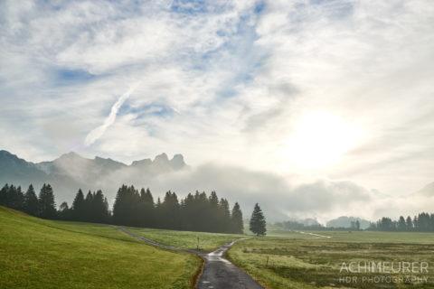 Tannheimertal-Herbst-Morgen-Stimmung-Nebel_4820 by AchimMeurer.com .