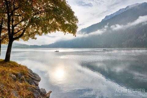 Tannheimertal-Herbst-Morgen-Stimmung-Nebel_4863 by AchimMeurer.com .