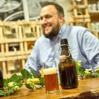 Craftbier-Brauerei Stebner in Wolfenbüttel by AchimMeurer.com                     .