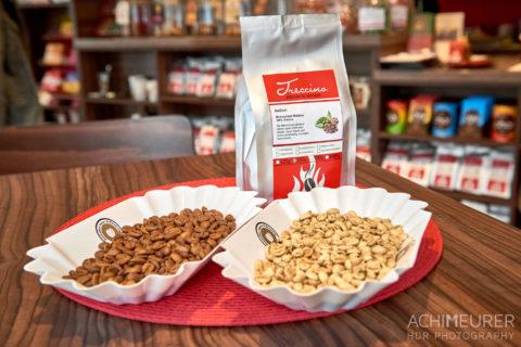 Kaffee-Rösterei Treccino in Wolfenbüttel by AchimMeurer.com .
