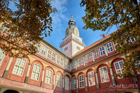 Das Schloss in Wolfenbüttel by AchimMeurer.com .
