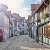 Die Fachwerkhäuser in Wolfenbüttel by Array.