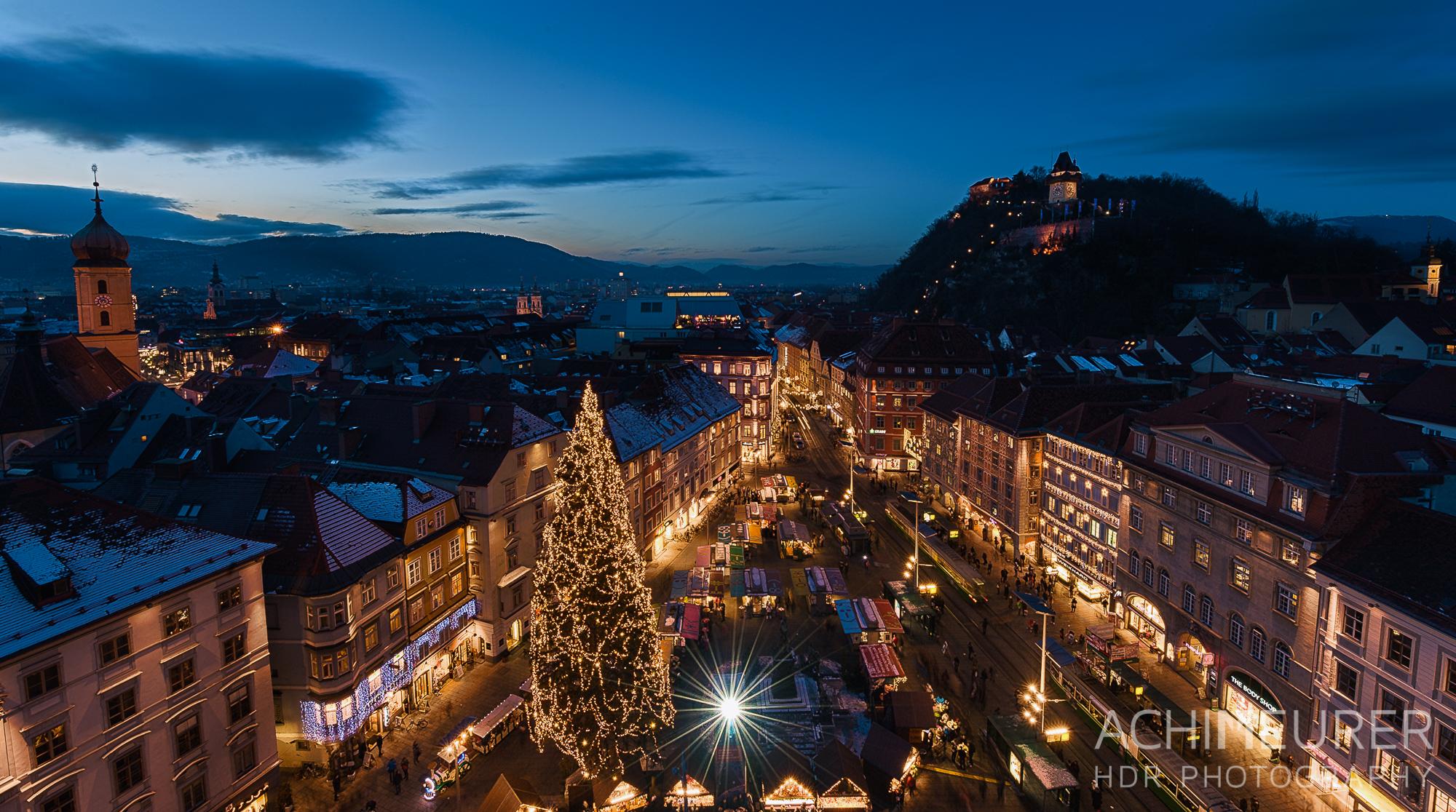 Der Grazer Weihnachtsmarkt