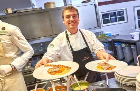 Küchenparty im Weinbergschlösschen