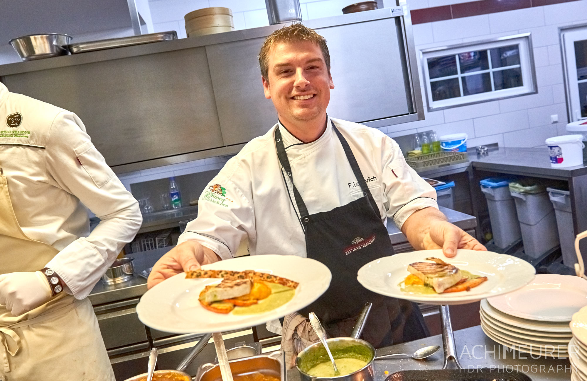 Weinbergschloesschen-Kuechenparty-Food_6870 by AchimMeurer.com                     .