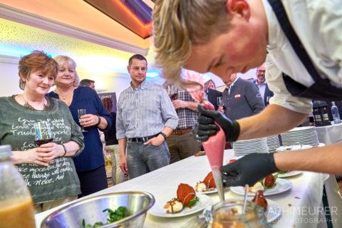 Weinbergschloesschen-Kuechenparty-Food_6899 by AchimMeurer.com .
