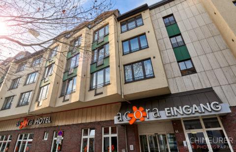 Das Acora-Hotel in Bochum by Array.