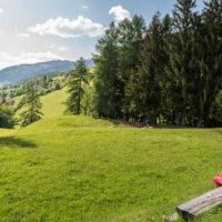 Ein magischer Platz, Nagelköpfle Niedernsill, Salzburgerland