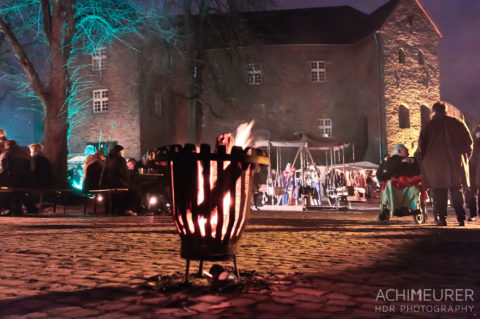 Mittelaltermarkt Schloss Broich in Mülheim an der Ruhr by @ Achim Meurer.
