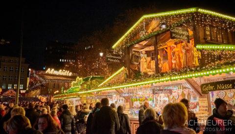 Weihnachtsmarkt in Dortmund im Ruhrgebiet by AchimMeurer.com .