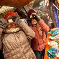Weihnachtsmarkt in Essen im Ruhrgebiet by AchimMeurer.com .