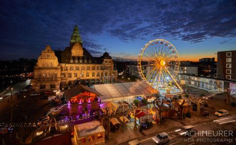 Der Weihnachtsmarkt in Recklinghausen by AchimMeurer.com .