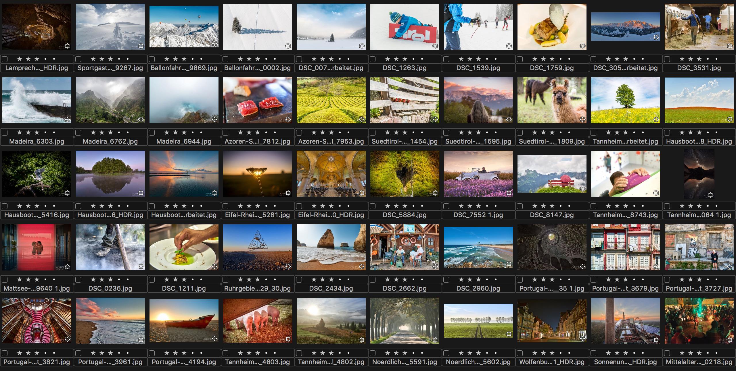 TOP50 Fotos des Jahres 2016