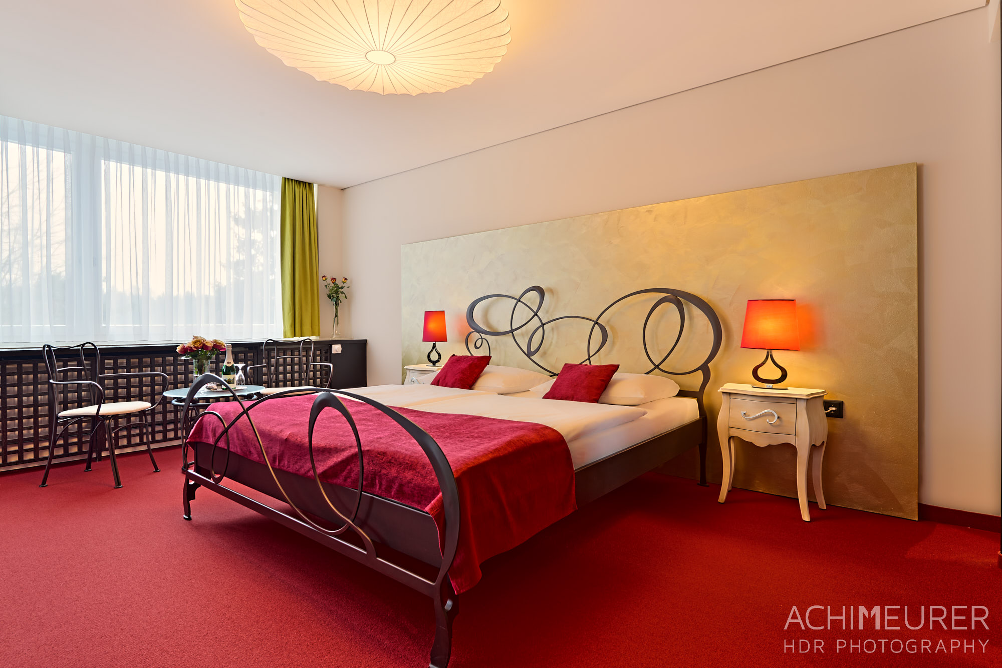 Hochzeitssuite Berhotel Bastei by Array.
