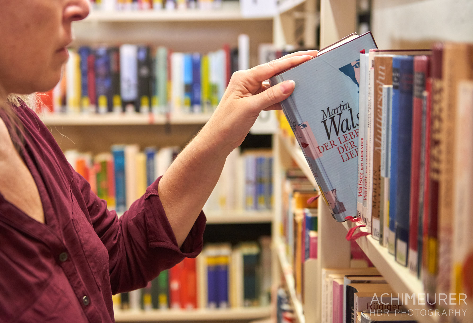 Die Sächsische Schweiz für Bücherwürmer