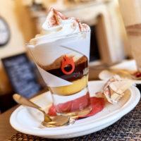 Ein Espresso im Café Schmole in Pirna by Achim Meurer.