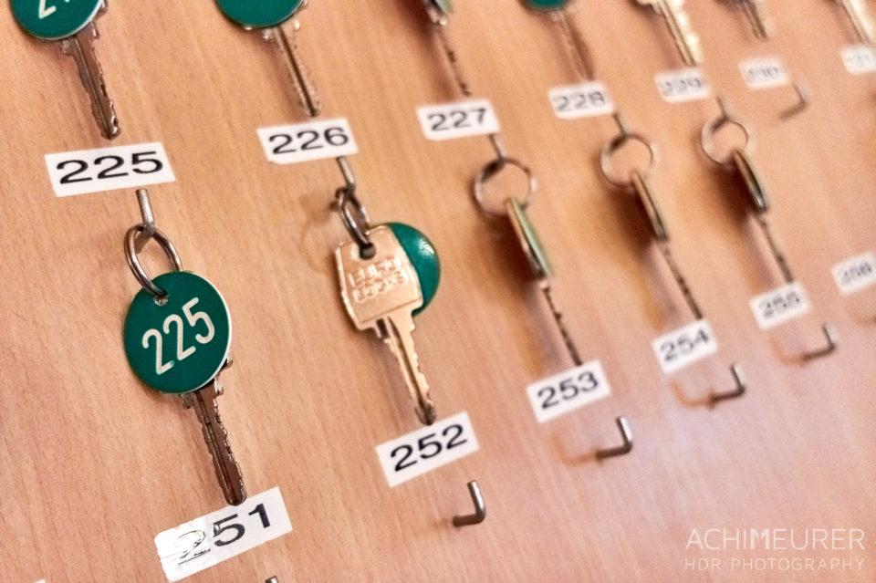 Schlüsselbrett by Achim Meurer.