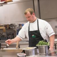Küchenchef Marc Lambrich