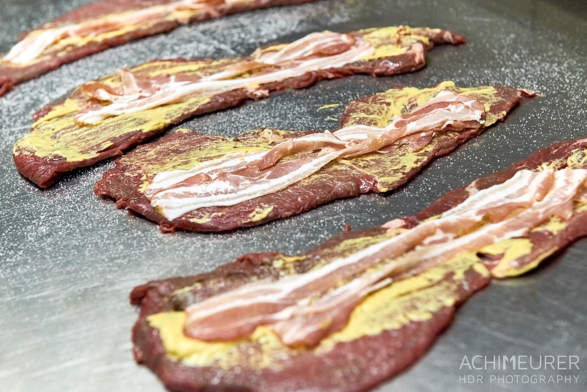 Wie macht man eine rheinische Rinderroulade? by AchimMeurer.com .
