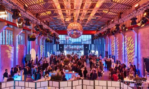 Die Meet Cologne in der Wassermannhalle in Köln by Achim Meurer.