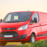 Unser neues Walzmobil: Matilda - Ford Transit Custom by Array.