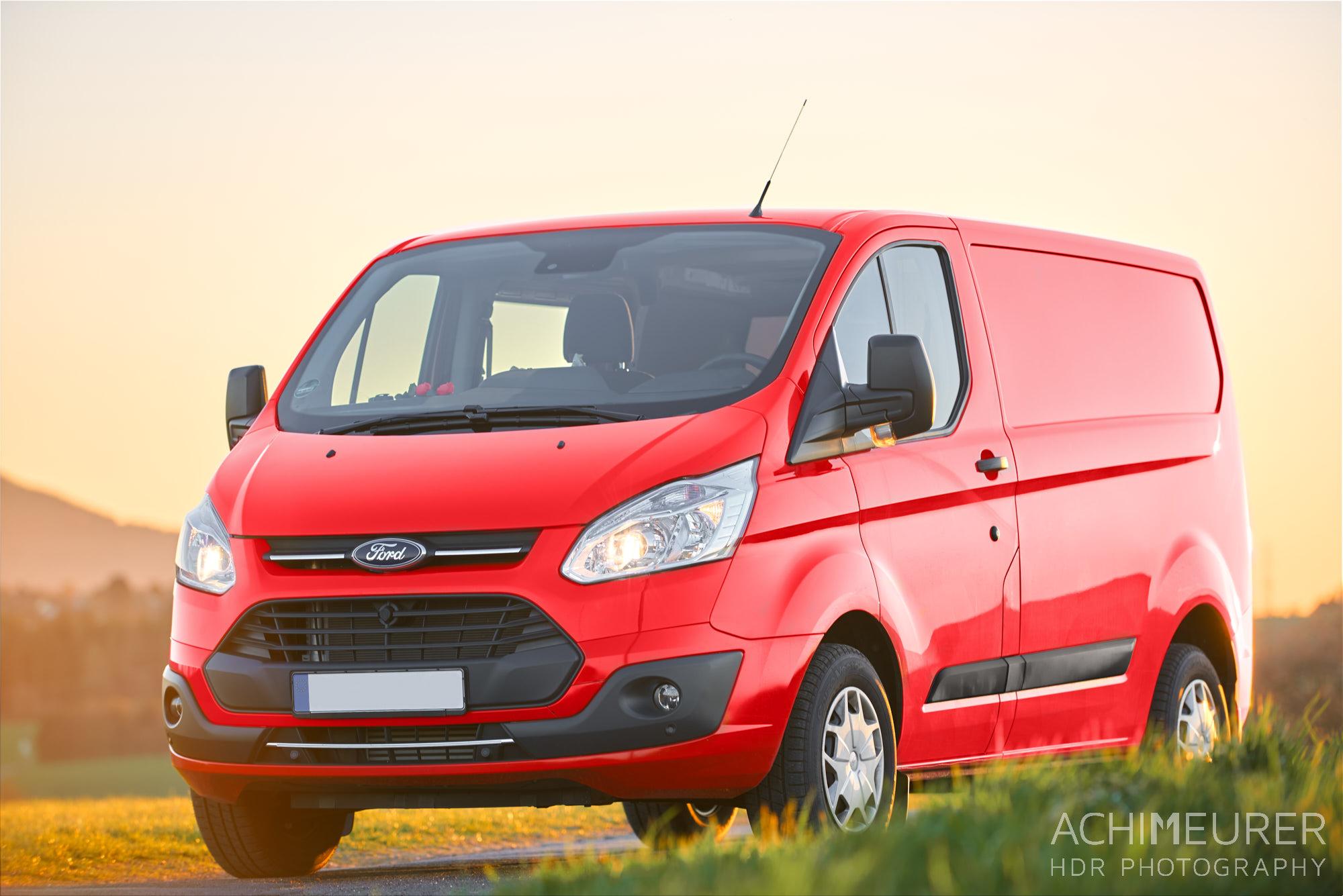 Unser neues Walzmobil: Matilda - Ford Transit Custom by Array.