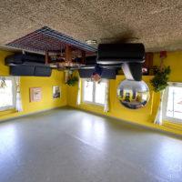 Das Verrückte Haus, Bispingen, Lüneburgerheide by AchimMeurer.com .