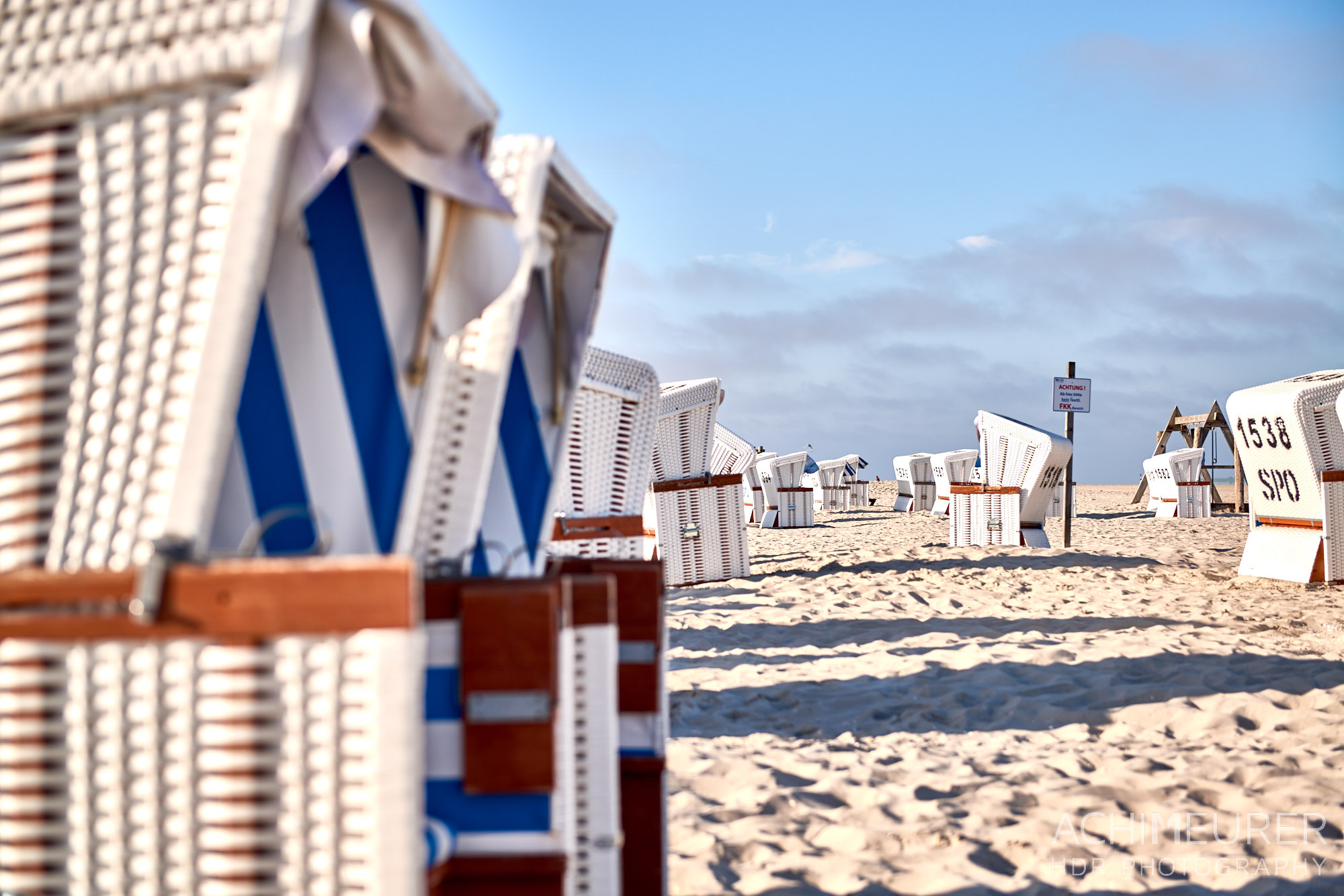 Sankt Peter Ording: Beach as far as you can look