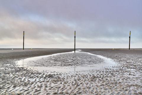 Sankt Peter-Ording an der Nordsee by AchimMeurer.com .