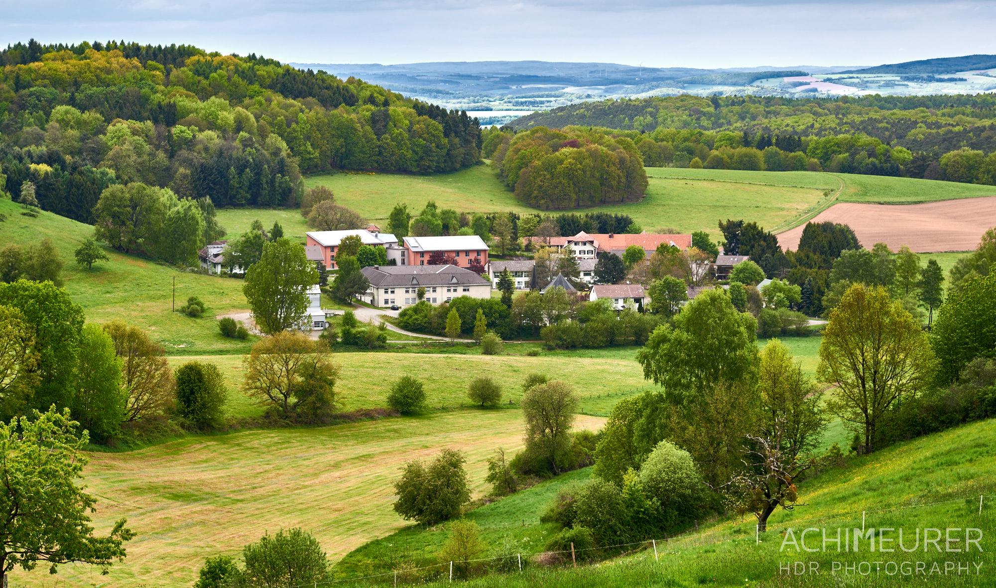 """Das Alten-/Pflege- und Übergangsheim """"Die Schernau"""" by AchimMeurer.com                     ."""