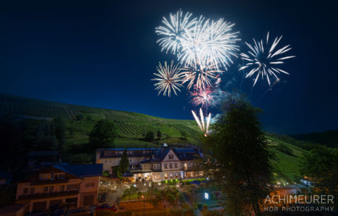 60 Years Hotel Weinbergschlösschen