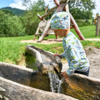 Kinderspielplatz Jungholz, Tannheimertal, Tirol by AchimMeurer.com                     .