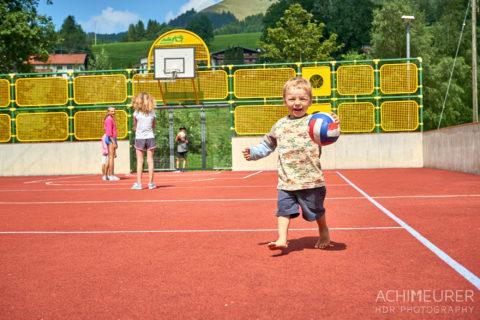 Ballspielplatz Jungholz, Tannheimertal, Tirol, Österreich by AchimMeurer.com .