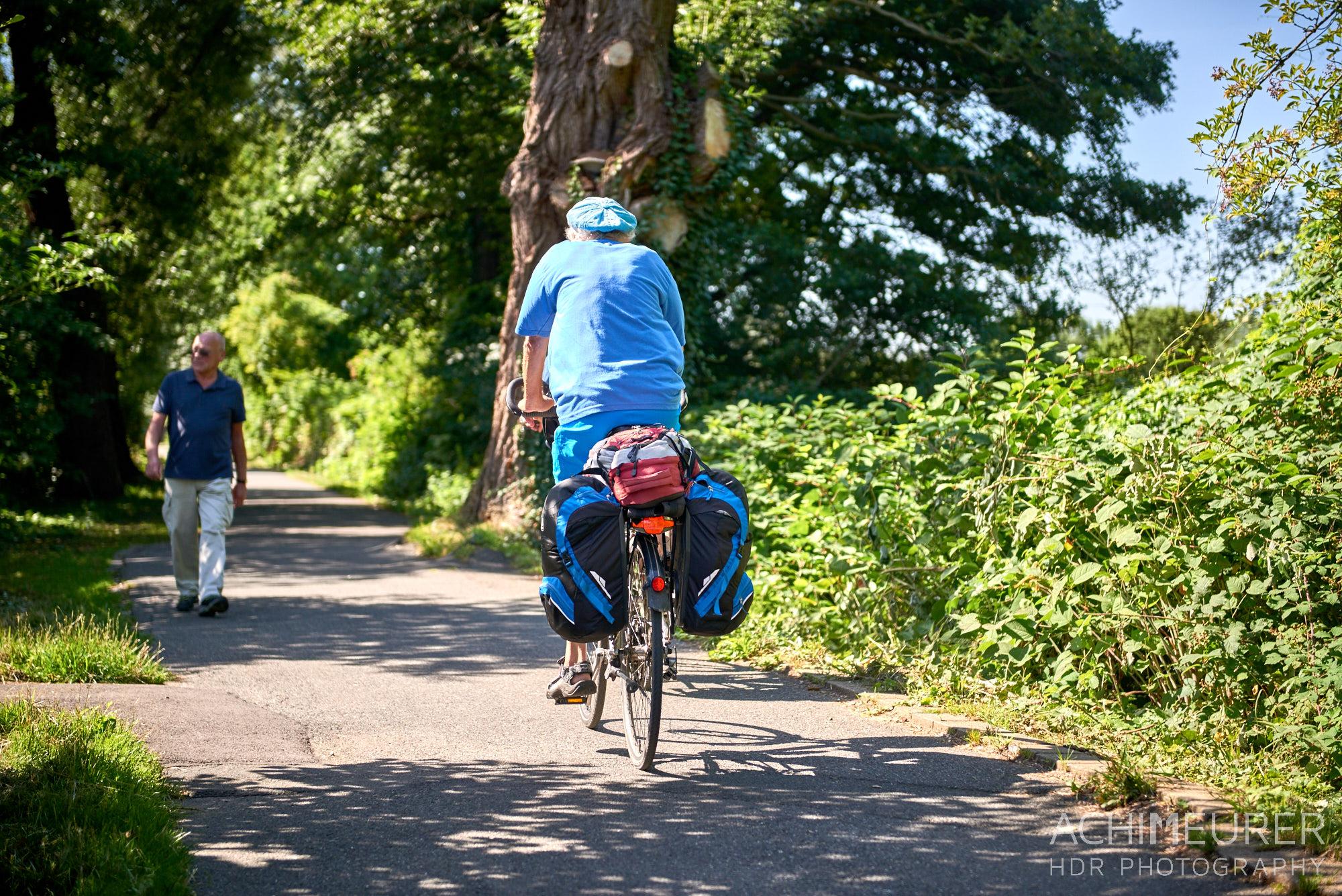 Fahrradtour Mülheim - Kettwig - Mülheim a.d. Ruhr, Ruhrgebiet, NRW by AchimMeurer.com .