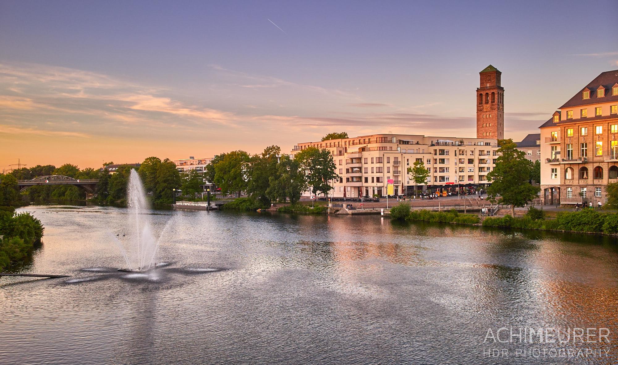 Impressionen aus Mülheim a.d. Ruhr, Ruhrgebiet , NRW by Achim Meurer.