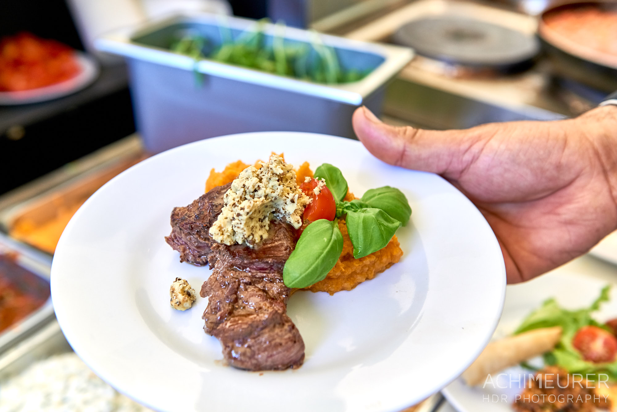 Kulinarik-Treff - Food - Impressionen aus Mülheim a.d. Ruhr, Ruhrgebiet , NRW by AchimMeurer.com .