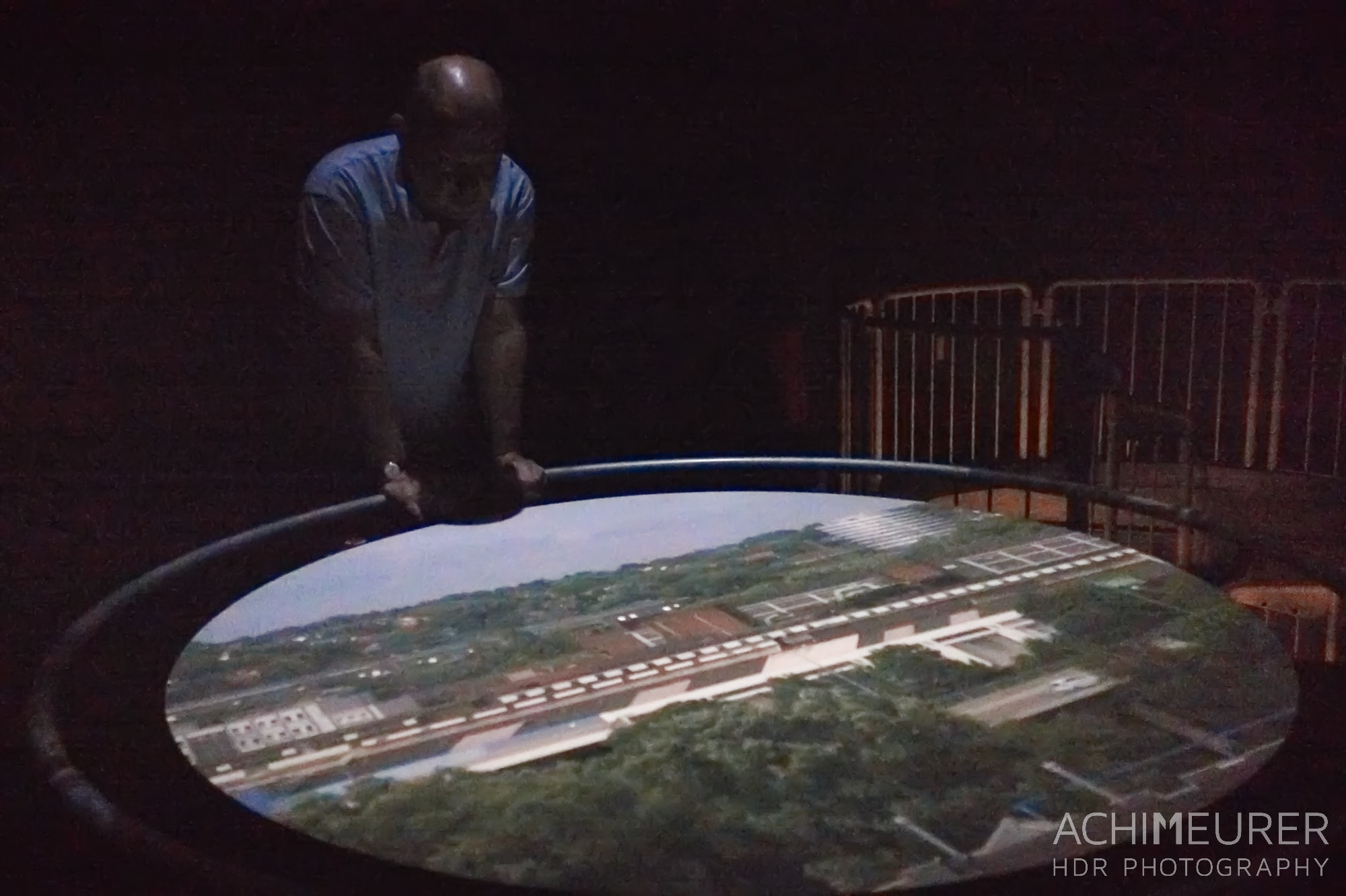 Camera Obscura - Mülheim a.d. Ruhr, NRW, Ruhrgebiet by Array.