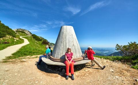 Sonnenpanoramahut Füssner Jöchle SonnenAlm Tannheimertal Tirol by AchimMeurer.com .