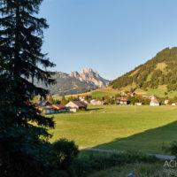 Lourdeskapelle Tannheim, Tirol by Achim Meurer.
