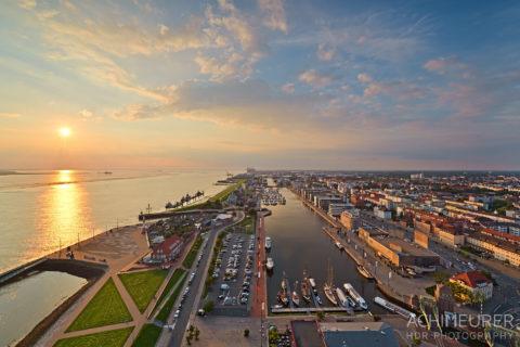 Stadtansichten von Bremerhaven by Array.