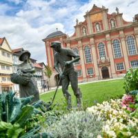 Öffentliches Gemüsebeet in Wolfenbüttel by AchimMeurer.com .