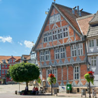 Fachwerkhäuser in Wolfenbüttel by AchimMeurer.com .