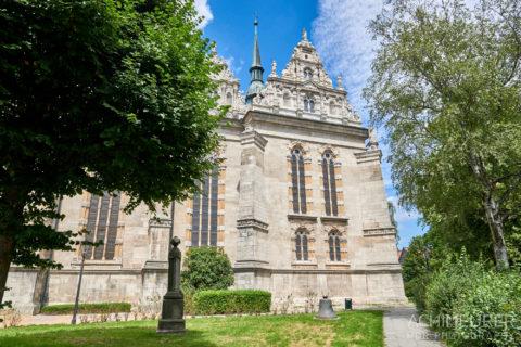 Die Marienkirche (BMV) in Wolfenbüttel by AchimMeurer.com .