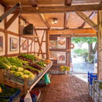 Die Gemüsescheune in Wolfenbüttel by AchimMeurer.com .