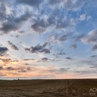 Sonnenuntergang im Nördliches Harzvorland by AchimMeurer.com                     .