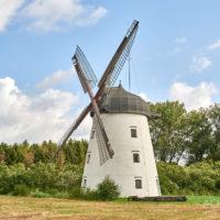Windmühle - Nördliches Harzvorland by AchimMeurer.com .
